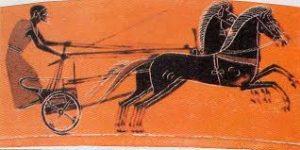 corsa carro Pindaro