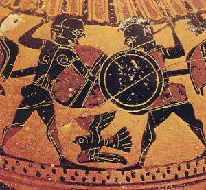 guerra Callino e Tirteo
