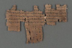 papiro Alcmane
