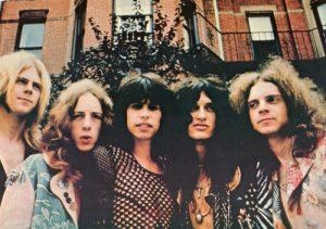 Aerosmith anni '70