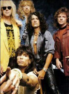 Aerosmith anni '90