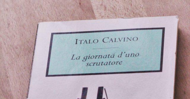 La giornata d'uno scrutatore Italo Calvino