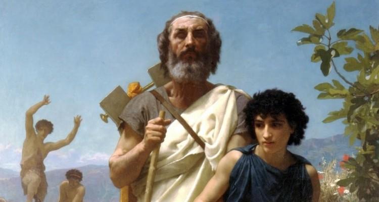 Iliade, Omero