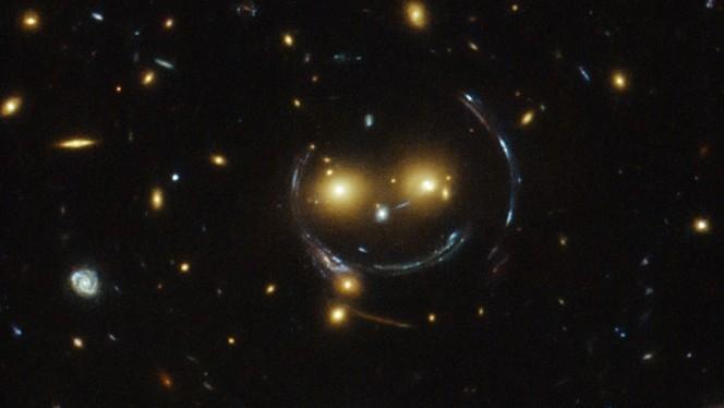 smile spazio einstein