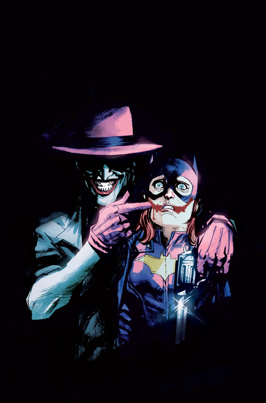 Cover Incriminata Batgirl #41