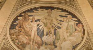 Apollo Muse Africa di Petrarca