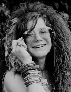 Janis Joplin musica hippie