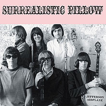Surrealistic Pillow musica hippie Jefferson Airplane