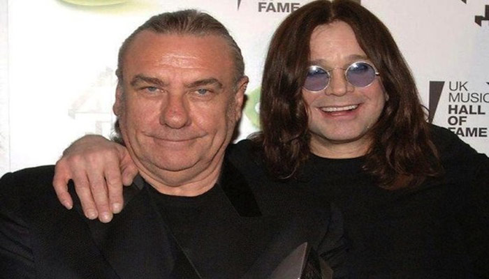 Bill Ward contro i Black Sabbath