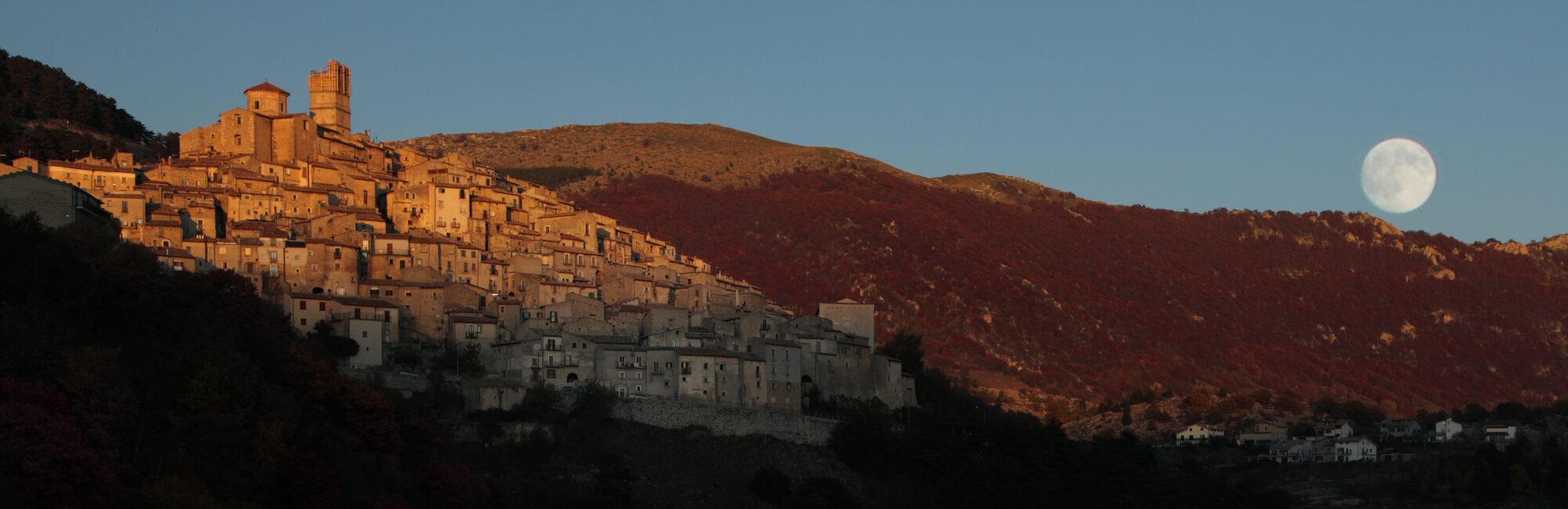 sette sporte Castel Monte