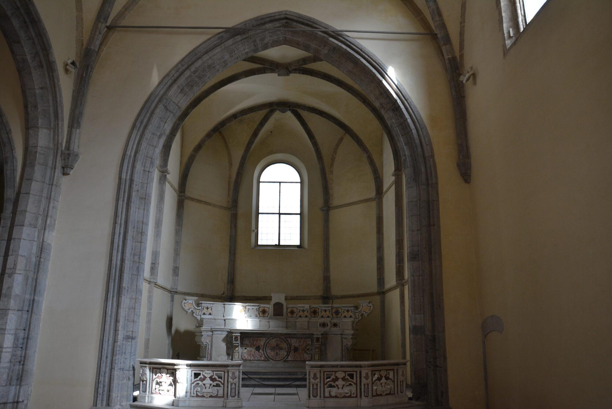 Santa Maria Incoronata: gioiello angioino a Napoli