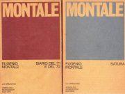 Eugenio Montale Satura