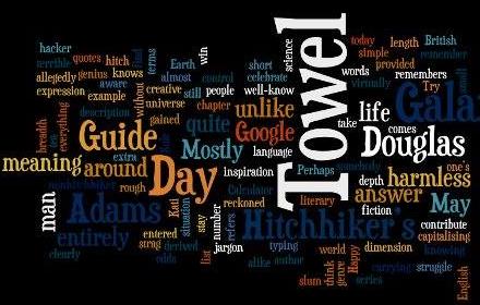 Guida Galattica per Autostoppisti Douglas Adams