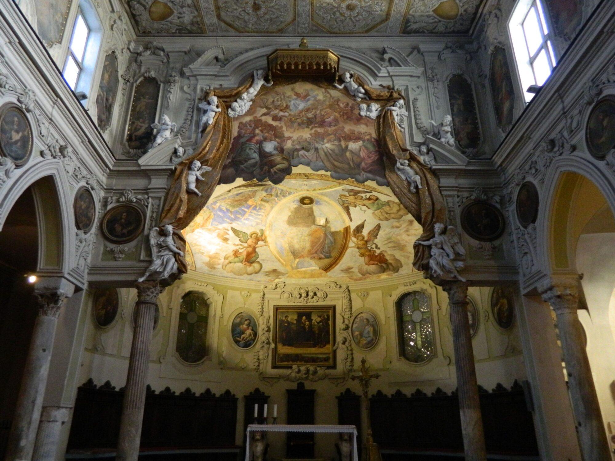 Santa Maria del Principio: il '300 nel Duomo di Napoli