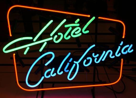 Hotel California Country copertina