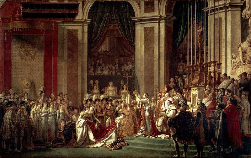 Napoleone incoronazione