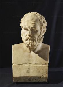 busto di Anassimandro