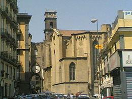 Sant'Eligio Maggiore, nel cuore del Borgo Orefici