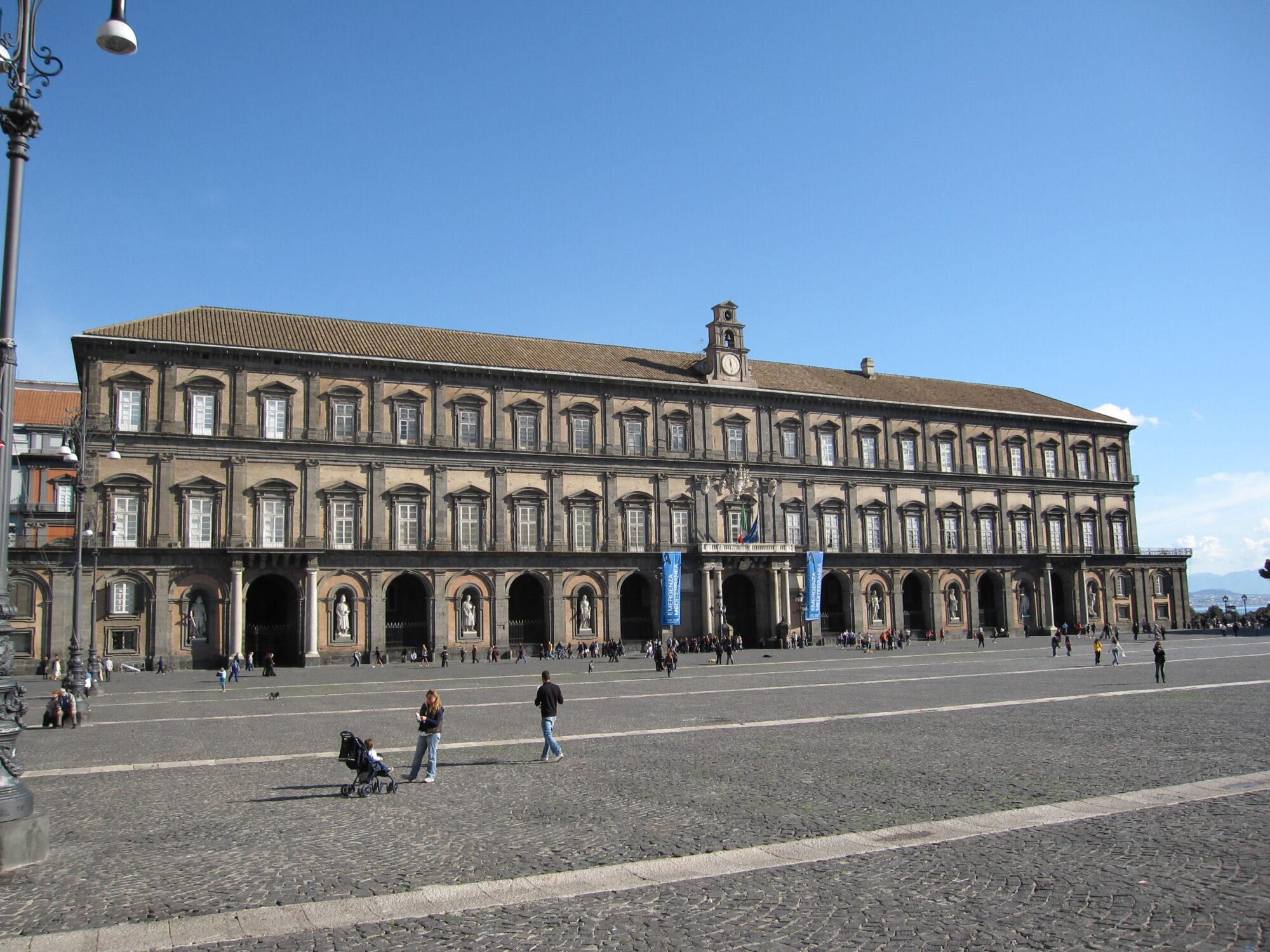 Alleati a Napoli