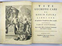 Lucrezio De Rerum Natura evoluzione inno a Venere