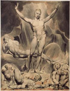 Satana Blake Paradiso Perduto Milton
