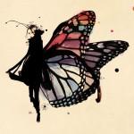 Roset farfalla