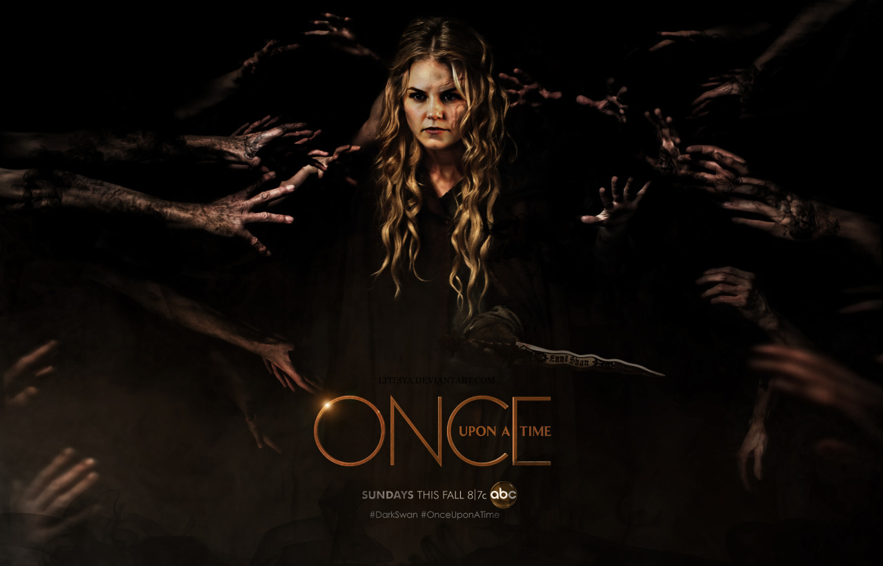 once upon a time dark swan