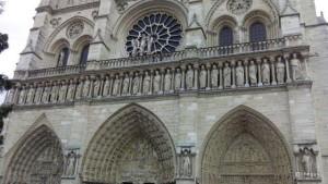 galleria dei re Notre Dame