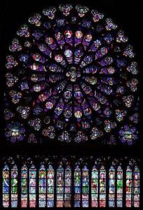 rosone Notre Dame