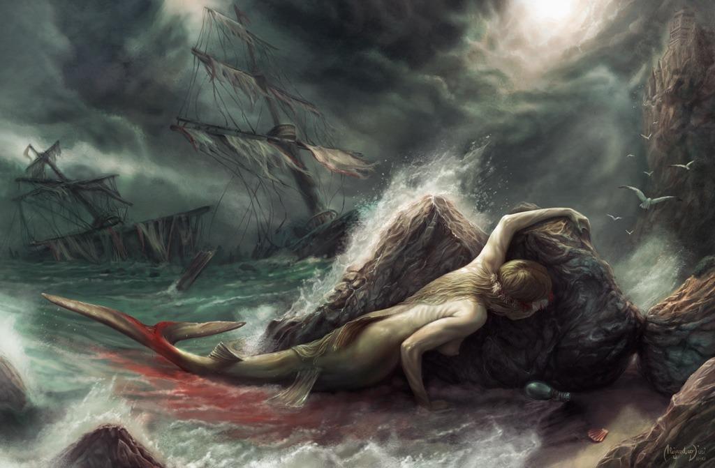 La storia della Sirenetta di Andersen: riflesso dell ...