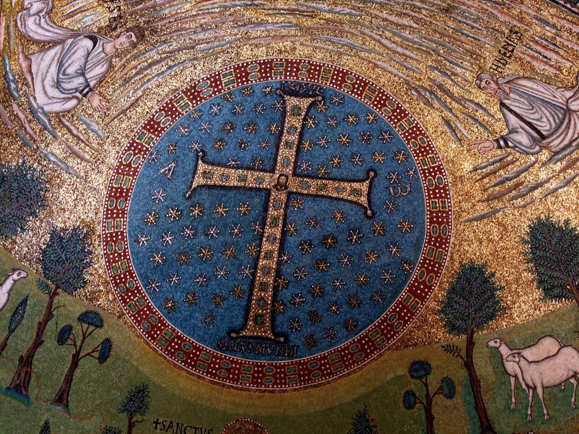 Sant'Apollinare_in_Classe_mosaico_del_catino