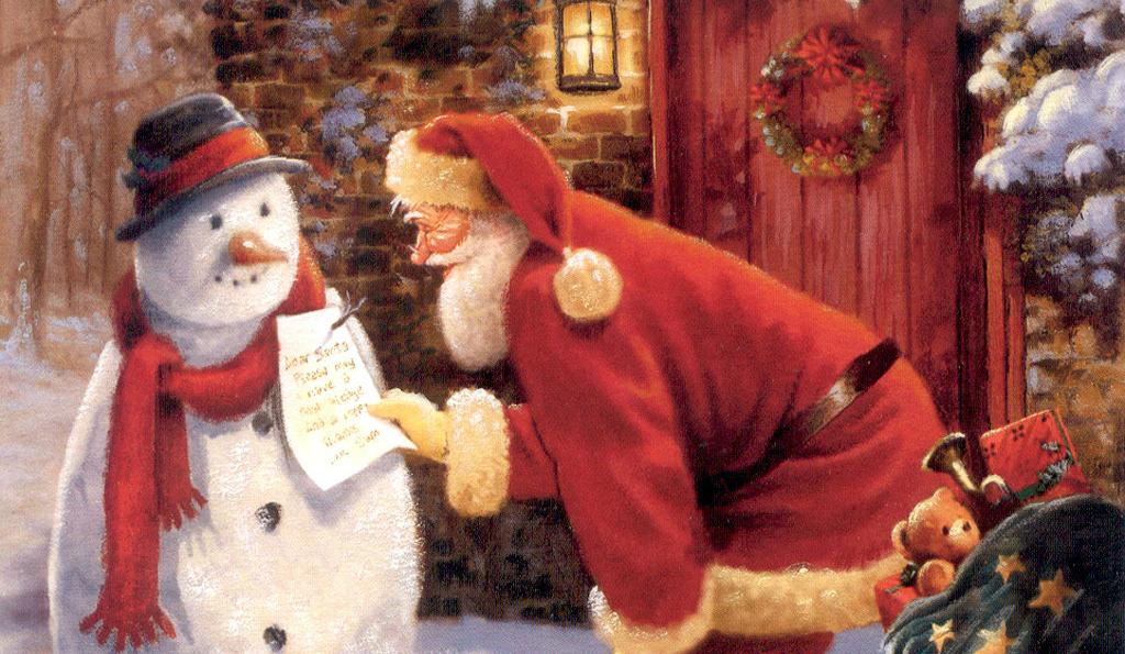 Babbo Natale E San Nicola.San Nicola La Leggenda Di Babbo Natale Lacooltura