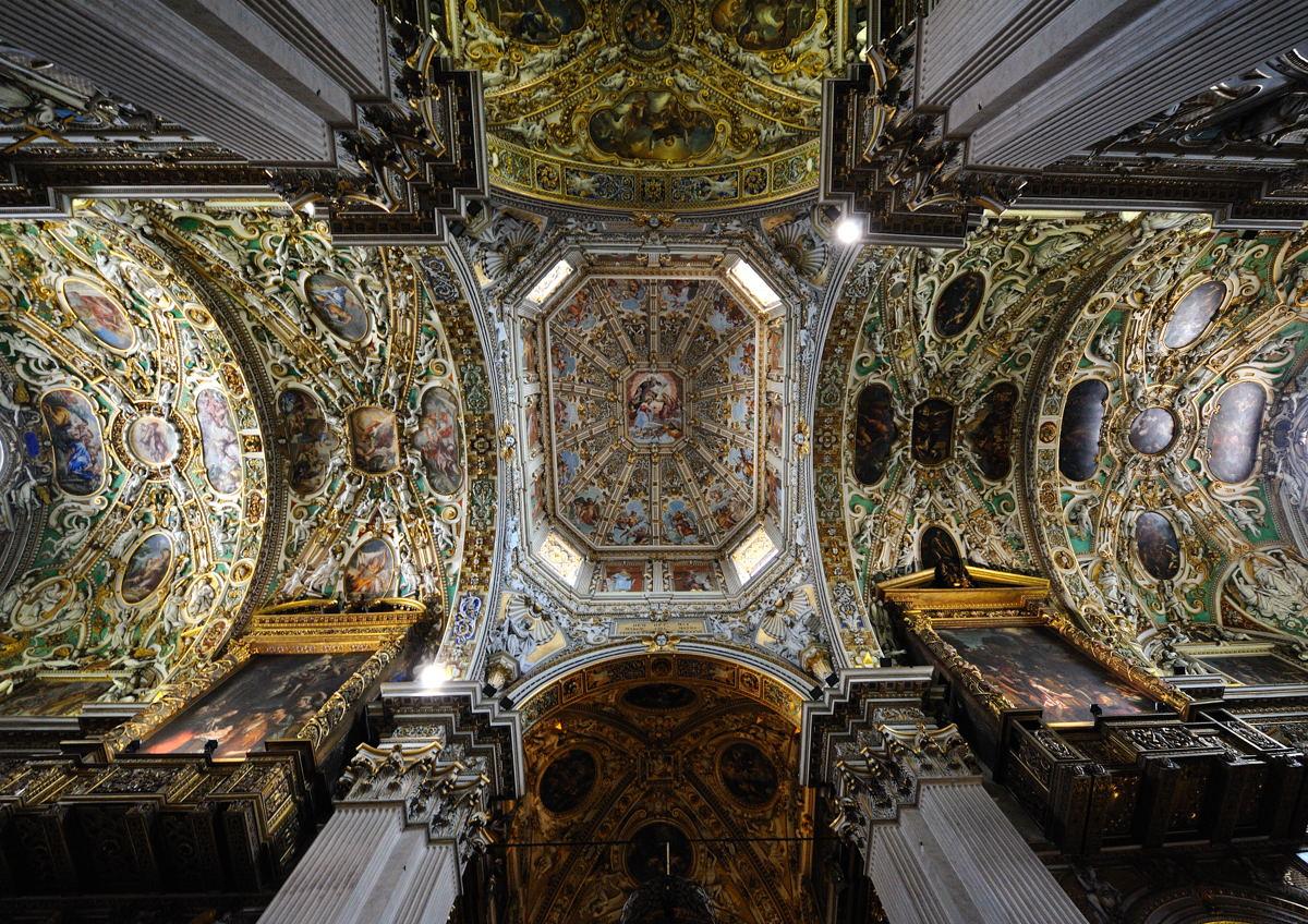 Santa Maria Maggiore Interno