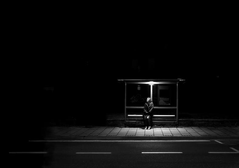 Rupert Vandervell: il bianco e nero della realtà