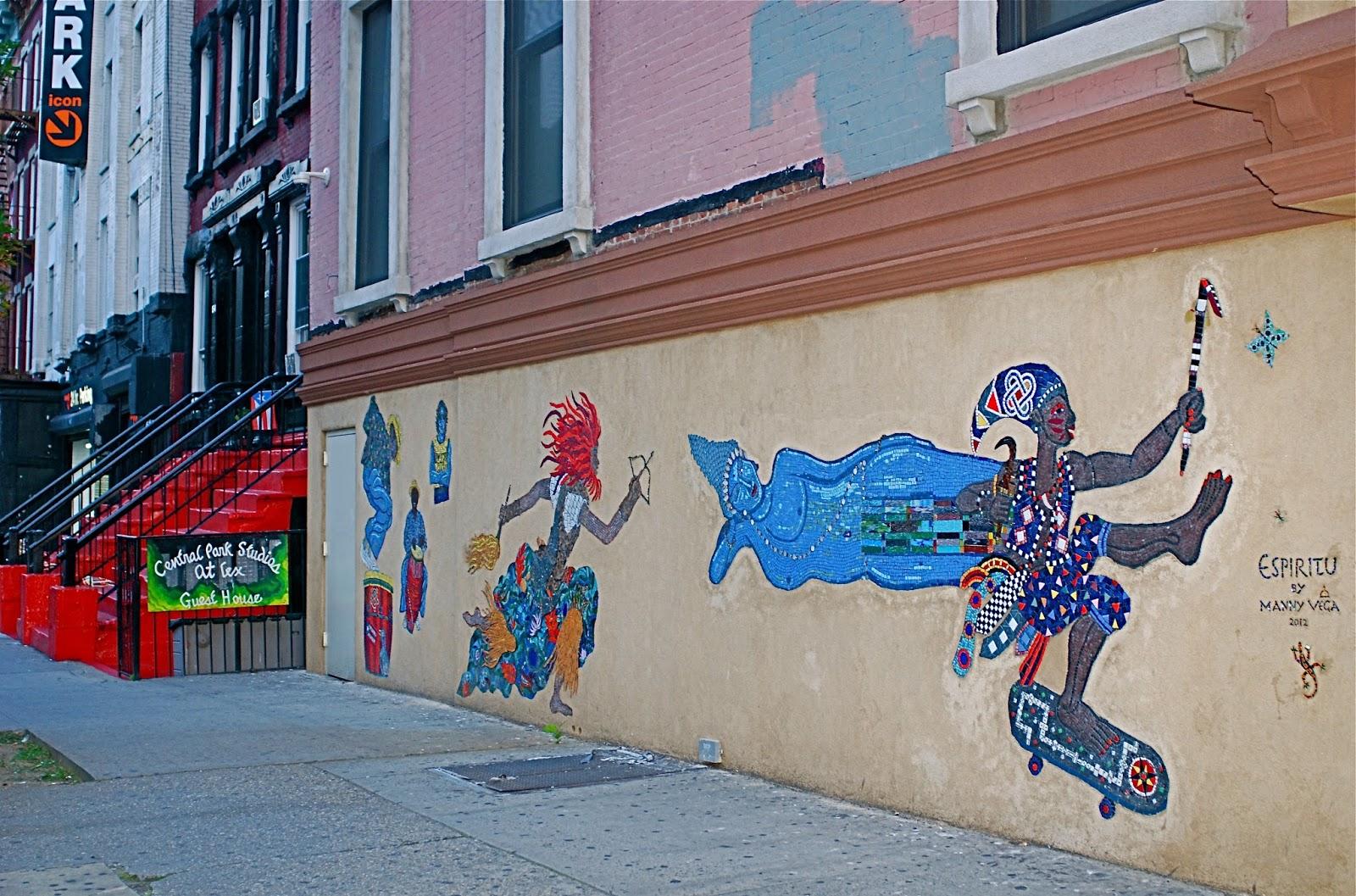 East Harlem, quartiere della Street Art