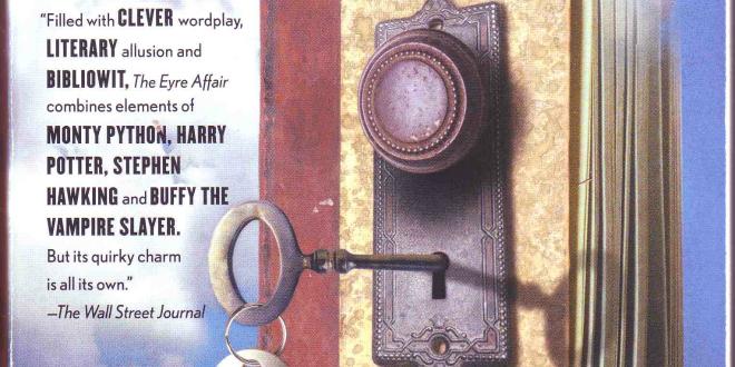 Fforde caso Jane Eyre