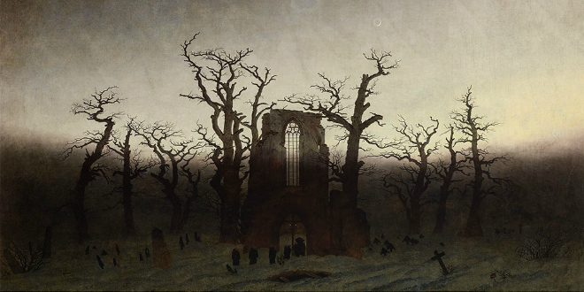 gotico Friedrich