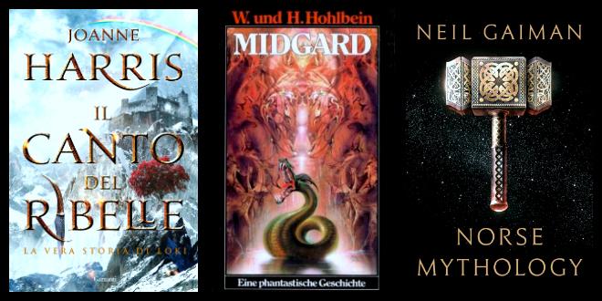 mitologia nordica narrativa contemporanea