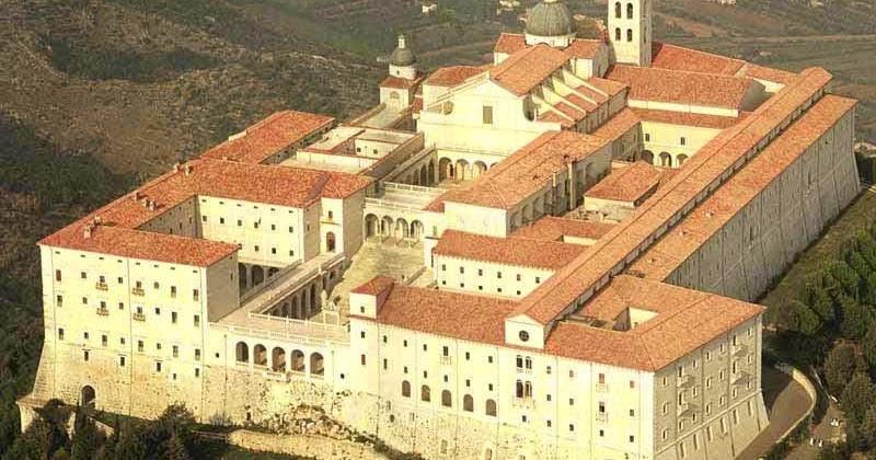 San Benedetto da Norcia regola