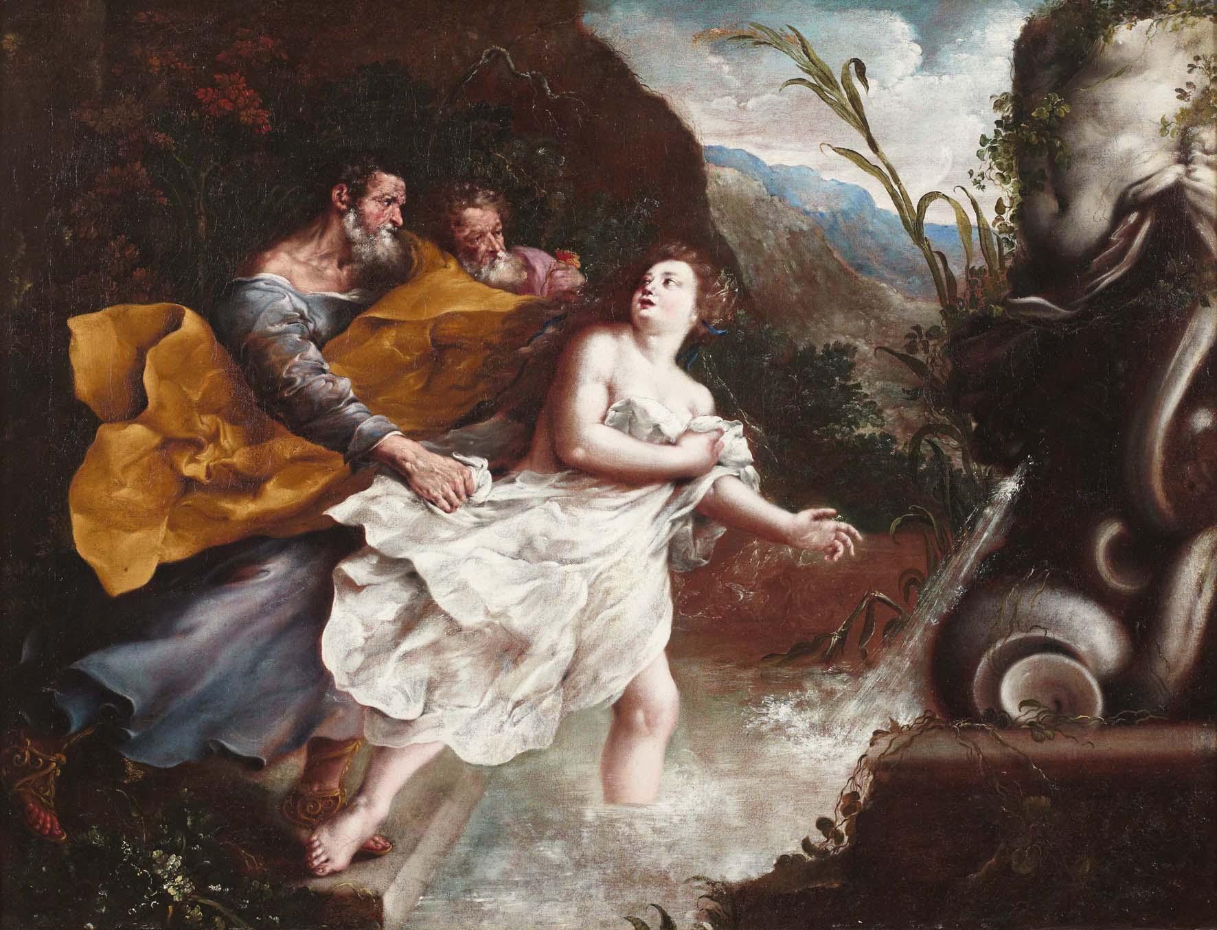la donna nel barocco