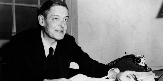 Thomas Stearns Eliot Tradition and Individual Talent