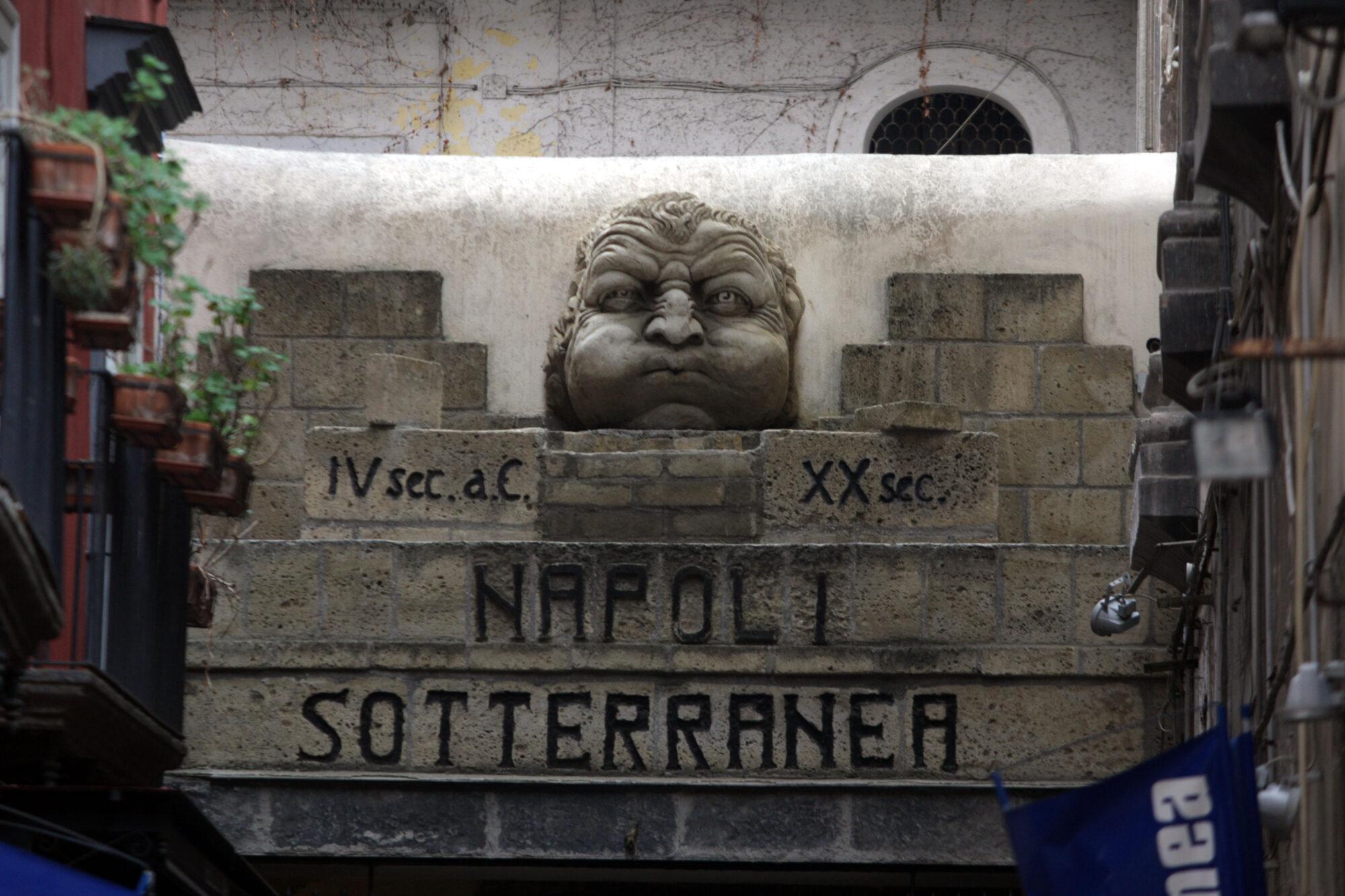 sottosuolo di Napoli sotterranea