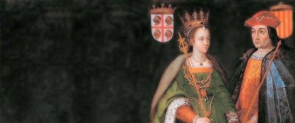 Isabella di Castiglia Ferdinando d'Aragona