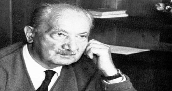 Heidegger L'epoca dell'immagine del mondo