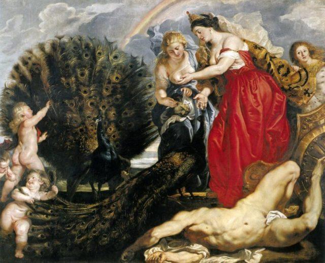 Hera e Argo