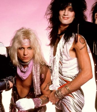 Hair Metal Motley Crue