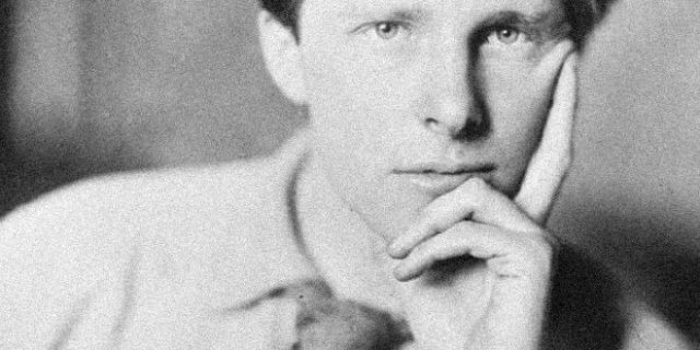 Rupert Brooke The Soldier il soldato