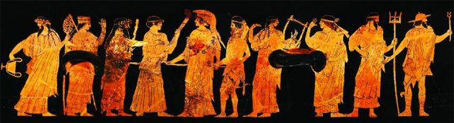 pantheon-greco-teogonia di esiodo