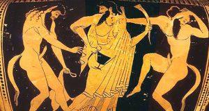 ditirambo tragedia greca dioniso