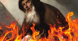 fuoco di sant'antonio